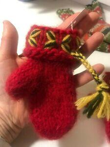 Baby wool Mittens