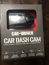 Car And Driver Dash Cam 812180028626 1080p Full Hd Swivel Lcd Ir Night Vision