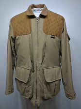 Remington Men's M Khaki Suede Padded Skeet Shooting Hunting Game Coat Jacket