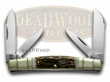 HEN & ROOSTER AND Stag Congress Pocket Knives German