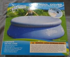 Summer Escapes 10 Ft Pool Cover For Round Ring Pools