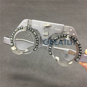 titanium optical trial frame optometry instruments professional