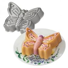Butterfly Cake Pan, Platinum Series, Heavy cast aluminum from Nordic Ware #80248