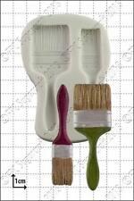 Silicone mould Paint Brushes | Food Use FPC Sugarcraft FREE UK shipping!