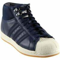 adidas Pro Model Bt J  - Navy - Mens