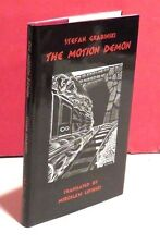 The Motion Demon by Stefan Grabinski - Ash-Tree Press-1/500-2005