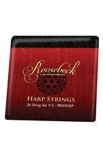 Roosebeck Harp 26-String Set F - C