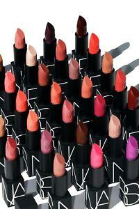 Nars Lipstick Rouge A Levres Full Size 0.12 oz / 3.4 g NU 100% Authentic!