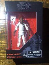 Admiral Ackbar 3.75? Black Series Action Figure Star Wars