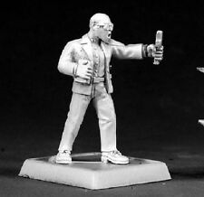 Father Thomas Vicar Reaper Miniatures Chronoscope Survivor Priest Zombicide