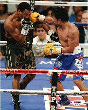 "Manny ""PACMAN"" Pacquiao Boxing Signed 8x10 Photo PSA/DNA COA"