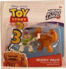 DISNEY TOY STORY 3 BUDDY PACK PROTECTOR BUZZ LIGHTYEAR & BAD MOOD CHUNK