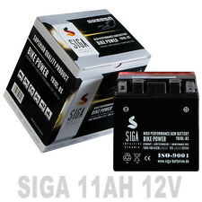 YB10L-B AGM Motorrad Batterie 11AH 160A 12V YB10L-B2 CB10L-B2 Motorradbatterie