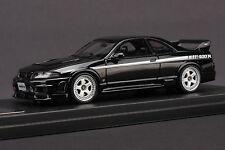 Last One -- Nissan NISMO 400R Black -- HPI #8805  RESIN 1/43