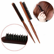 Hairdressing Hair Barber Hairstylist Styling Teasing Bristle Tease Brush Comb