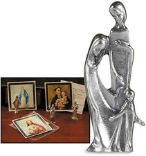 The Holy Family with Christ Child 1 1/2 Inch Pocket Statue with Prayer Card