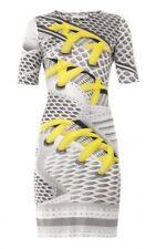 Mary Katrantzou Oxenda Silk Jersey Dress Sz L