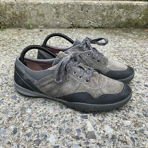 Sz 10- Merrell Albany Lace Hiking Shoes women's granite gray Great Condition!