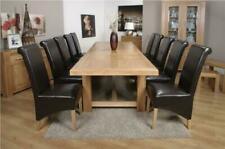 more than 12 seats kitchen dining tables for sale ebay rh ebay co uk