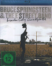 Bruce Springsteen &  E Street Band : London Calling -Live in Hyde Park (Blu-ray)
