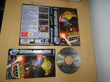 Jeux vidéo italiens pour Sega Saturn