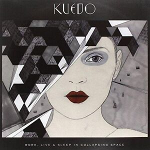 """Kuedo - Work; Live And Sleep In Collap (NEW 12"""" VINYL LP)"""