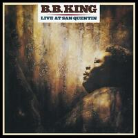 BB KING - LIVE AT SAN QUENTIN D/Rem CD ~ BLUES GUITAR ~ ROCK ME BABY +++ *NEW*
