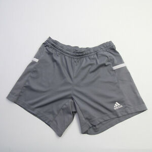 No Current Team adidas Aeroready Athletic Shorts Women's Gray Used