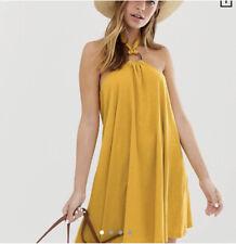 Asos Backless Dress Size 8