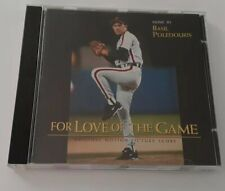 For Love Of The Game Soundtrack Basil Poledouris 1999 Varese VSD-6092