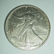 United States 1991 Silver dollar coin - Sell for Charity