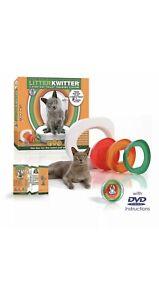 Litter Kwitter Cat Toilet Training System - New Opened Box