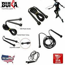 BUKA New Jumping Nylon Skipping Rope Gym Fitness Aerobic Exercise