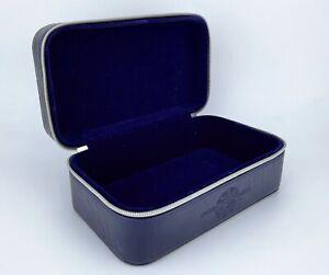 "VENICE SIMPLON ORIENT EXPRESS - TRAVEL TOILETRY HARD CASE - 9.5"" x 5"" x 3"""