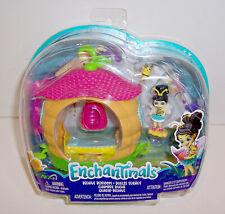 MATTEL ENCHANTIMALS BEEHIVE BEDROOM FIGURE PLAYSET Toy Beetrice Bee Doll NEW!!
