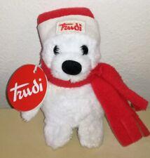 Peluche Orso bianco Trudi 10 cm pupazzo originale Trudi Bear plush soft toys