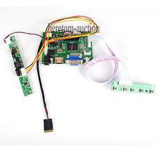 HDMI+VGA+AV LCD Controller Board For LP097X02 LP097X02-SLQ1 1024*768 Ipad 2