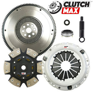 EF STAGE 3 HD ORGANIC CLUTCH KIT FOR 1992-1993 ACURA INTEGRA 1.7L 1.8L