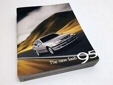 1998 Saab 9-5 Brochure - international Version