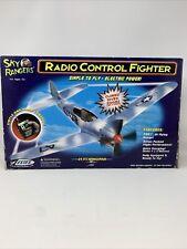 Estes Sky Rangers Radio Control Fighter Rc For Parts Open Box Est 4107 2003