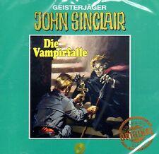 JOHN SINCLAIR - Die Vampirfalle - Neuauflage Tonstudio Braun CD Nr. 6
