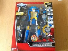Power Ranger Ninja Acier Astro Megazord - 5 ZORDS Moissonneuse -