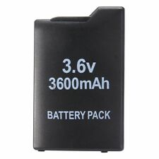 3.6V 3600mAh Replacement Battery Pack Power For Sony PSP FAT 1000 Series Console
