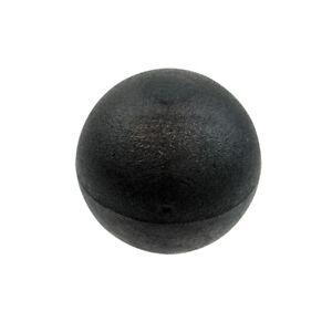 "Ariens Gravely 07533500 07501700 KNOB BALL BLACK 1.47"" .375 16"