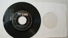 Ricky Nelson - Unchained Melody / I'll Walk Alone / There Goes My Baby- 45 rpm