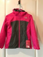 The North Face Girls Osolita Triclimate Jacket 3-n-1 Jacket MSRP 150.00 NWT pink