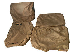 Lovesac 2 Sactional Seat Cover And 2 Side Covers Brown Chocolate Microsuede