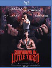 Showdown in Little Tokyo (Blu-ray Disc, 2015) LIKE NEW MINT