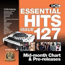 DMC Essentiel Hits 127 diagramme Music DJ CD