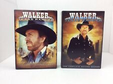 WALKER TEXAS RANGER LOT SEASON 1 and 2 All Complete, 14 Discs Total.